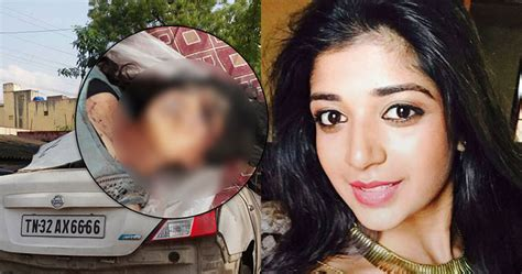 actress died car accident popular south indian actress dies in car crash on chennai