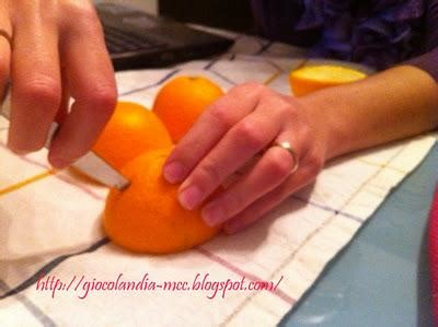 giochi di stregate arance stregate un lavoretto per paperblog