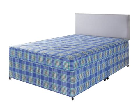 airsprung bed airsprung windsor 4ft small double divan bed by airsprung beds