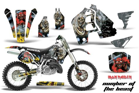 design graphics for dirt bike honda cr500 graphic kit stickers and decals honda