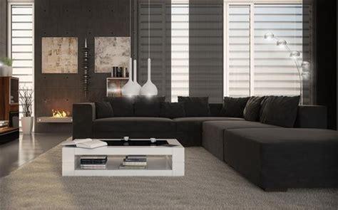 wand möbel wohnzimmer steinwand bauhaus