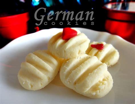 biskut paling sedap biskut raya paling senang sedap german cookies