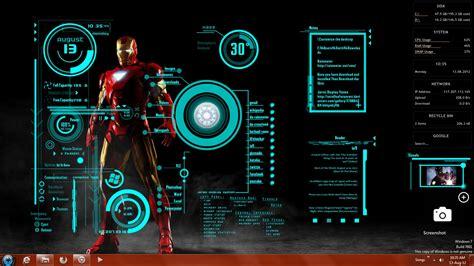 themes for windows 7 iron man iron man theme wallpaper by satzwin7 on deviantart
