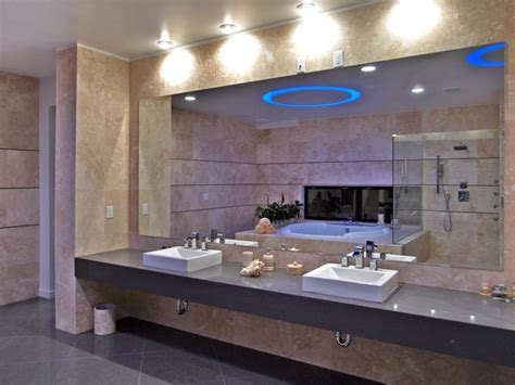 large bathroom mirrors with lights 2015 large bathroom mirrors home decor