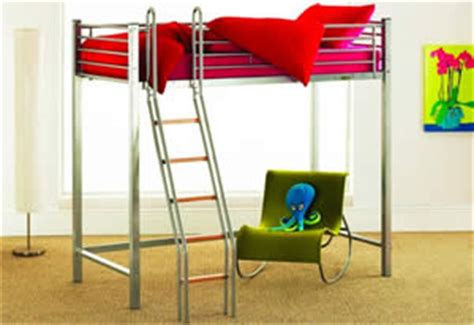 childrens furniture high sleeper beds for
