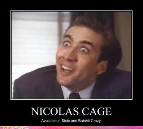 Nicolas Cage Meme Face - image 210370 you don t say know your meme