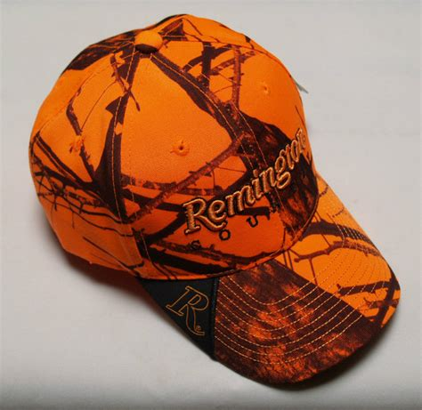 blaze orange camo hat remington country blaze orange camo hat mossy oak blaze