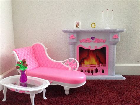 miniature furniture my fancy life living room b for barbie