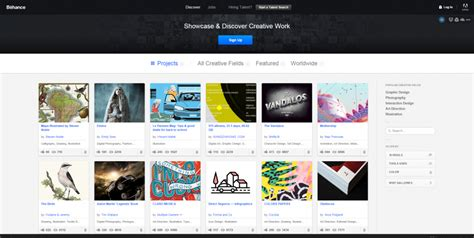 design online portfolio 7 websites to showcase your design portfolio