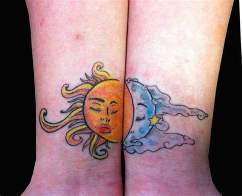 coloured wrist tattoos 46 wonderful sun wrist tattoos