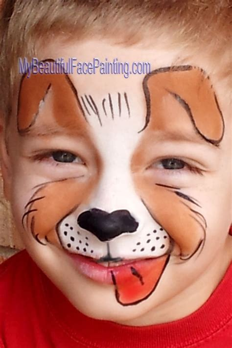paint puppy 409 best facepainting designs images on paintings artistic make up