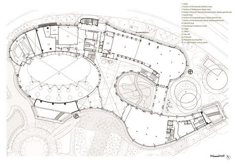 pavilion floor plans gallery of taipei flora expo pavilions bio architecture