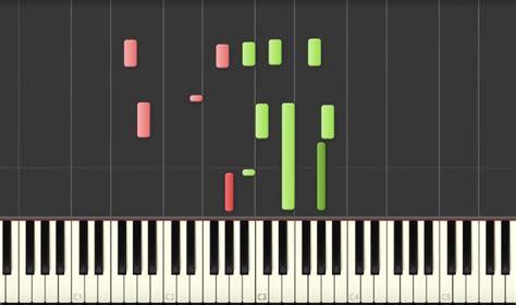 piano tutorial nang am xa dan video hướng dẫn chơi piano c 225 c b 224 i h 225 t synthesia tutorial