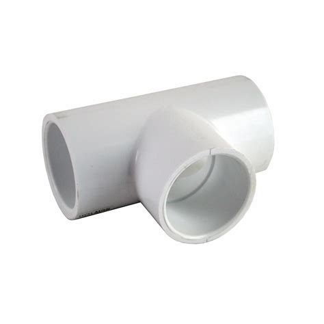 Holman 25mm Press Pvc Plain Tee Bunnings Warehouse