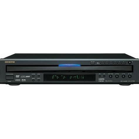 Dvd Player Dv 3917 Gng onkyo dv cp706b 6 disc carousel dvd player black dv cp706b b h
