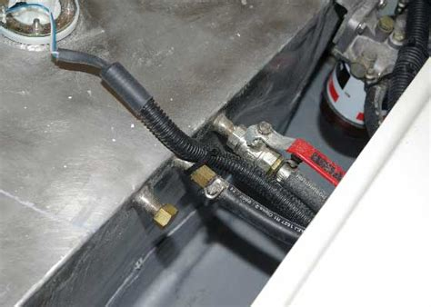 boat gas tank clean out winterizing your boat fuel tank boats