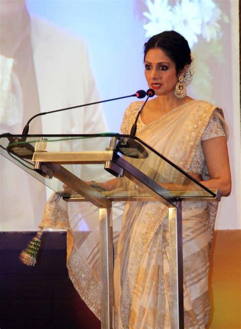 sridevi memorial boney kapoor sridevi yash chopra memorial awards 2013