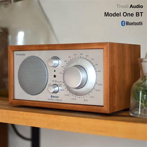 Tivoli Audio Model One by 楽天市場 Tivoli Audio Model One Bt チェリー シルバー モデルワンビーティー