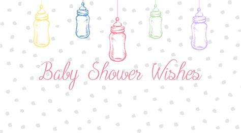 Things To Write In A Baby Shower Card by Baby Shower Wishes What To Write In A Baby Shower Card