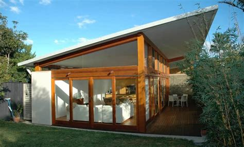 Shed Roof House Designs by Architect Design New Home Ranu House Manly Sydney