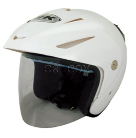Helm Ink Warna Putih Flash Motocharger Jual Helm Ink Bandung Indonesia