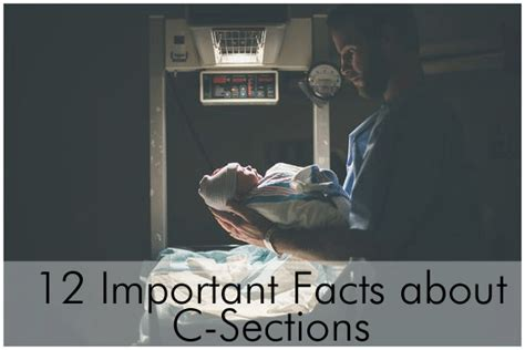 Facts About C Sections by 12 Important Facts About C Sections
