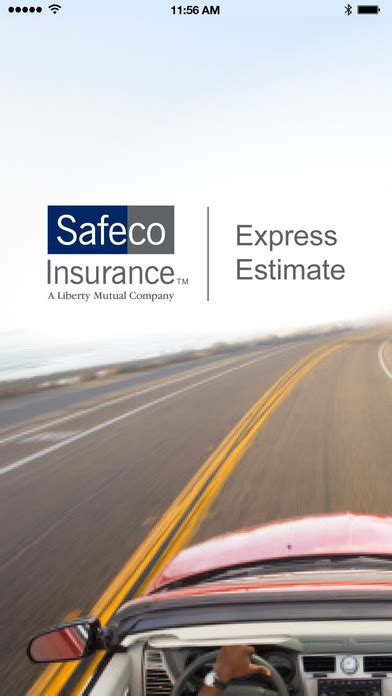 app shopper safeco express estimate utilities