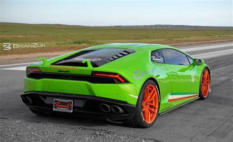 Lamborghini Supercharger Supercharged Lamborghini Huracan Is Hella Beasty