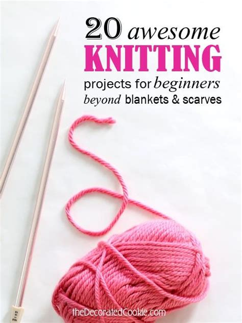 knitting projects for beginners beginner knitting projects on easy knitting