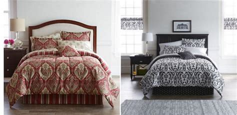 jcpenney comforter sets sale jc penney home expressions complete bedding set with