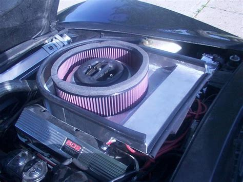 how to build air inductor cowl induction air cleaner build third generation f message boards