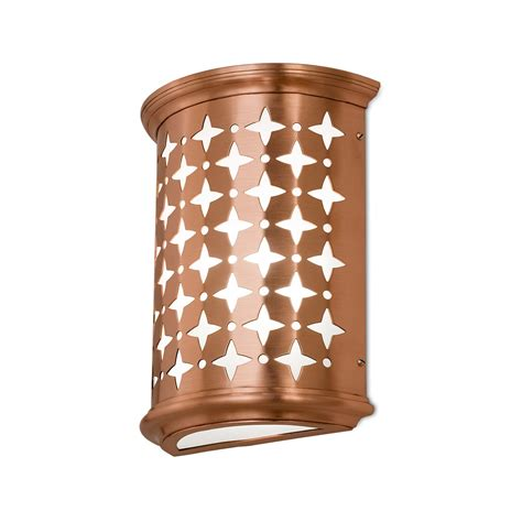 Copper Wall Sconce Copper Wall Sconce Crenshaw Lighting