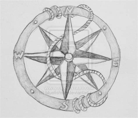 compass tattoo sketch 1000 ideas about nautical compass tattoo on pinterest