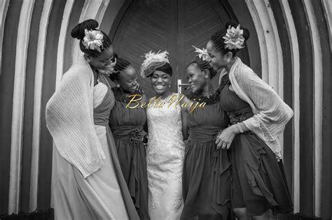 bn bridal beauty natural hair nigerian brides bridesmaids