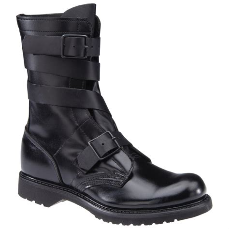 s corcoran 174 10 quot leather tanker boots black 166177