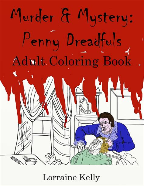 without shoes the ambrose mystery books murder mysteries dreadfuls coloring book by l