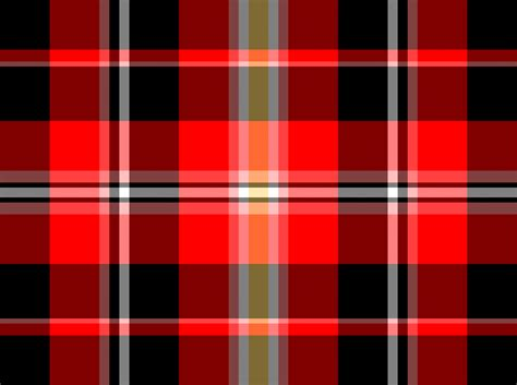 plaid pattern sophie song london spring festival red plaid