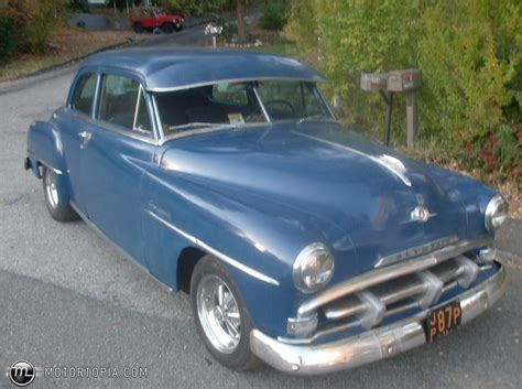 1952 plymouth models 1952 plymouth cranbrook information and photos momentcar