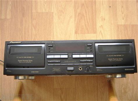 flex tape advert boat pioneer ct w205r stereo double cassette deck for sale in