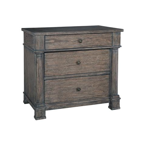 Three Drawer Stand by Hekman 2 3563 Lincoln Park Three Drawer Stand