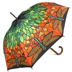 tiffany pattern umbrella tiffany dragonfly art stick umbrella gifts for her