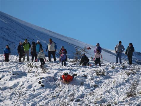 arriendo cadenas para nieve temuco nieve convirti 243 al volc 225 n osorno en el principal destino