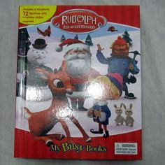 Busy Book Rudolph By Fivairrie the tank engine friends 6 vhs lot george