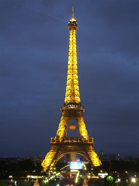 The Eiffel Tower Light For Orlando Spalla