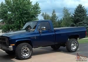 1987 chevy 3500