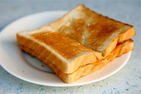 resep  membuat roti bakar  teflon  rumah