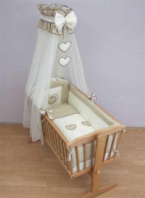 crown drape canopy netting fits crib cradle moses