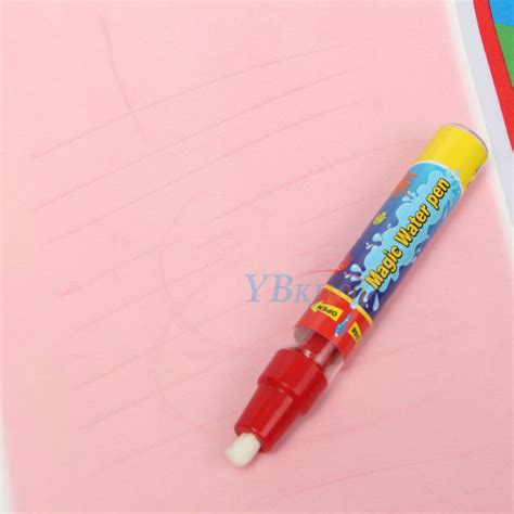 magic doodle pen revealed new baby painting magic pen water mat drawing