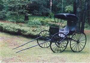 Surrey Upholstery Horse Drawn Carriages For Sale