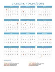 Calendario 2017 Y 2018 Mexico Calendario M 233 Xico A 241 O 2018 Feriados